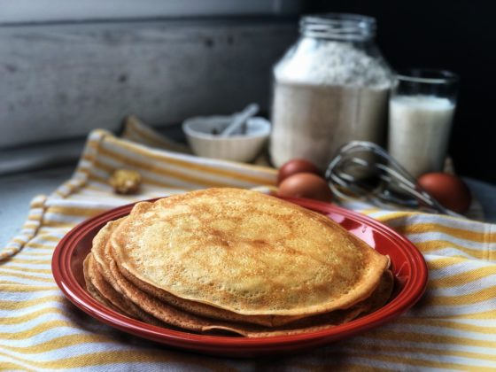 dinner and movie night - the dick van dyke show - how to make johnny cakes